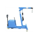 Counterbalance Engine Floor Crane