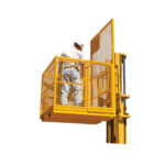 Forklift Access Cage