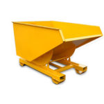 Forklift Forward Tipping Skip