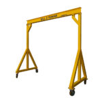 Mobile A Frame Lifting Gantry